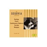 The Segovia Collection Cd