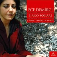 Ece Demirci - Piano Sonare Cd