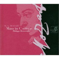 Mozart - Mass İn C Minor Cd