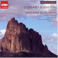 Leonard Bernstein & William Schuman Cd