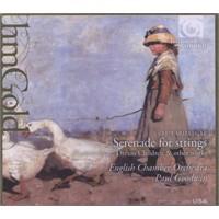 Elgar - Serenade For Strings Cd
