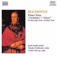 Beethoven - Piano Trios Cd