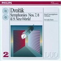 Dvorak - Symphonies Nos. 7, 8 & 9 - 2 Cd