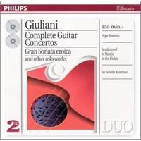 Giuliani - Complete Guitar Concertos - 2 Cd