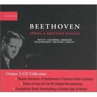Beethoven - Spring & Kreutzer Sonatas - 3 Cd