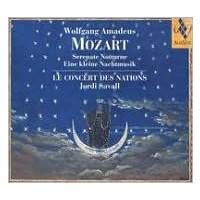 Mozart - Serenate Notturne - Eine Kleine Nachtmusik Cd