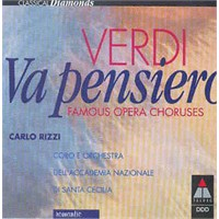 Verdi - Famous Opera Choruses Cd