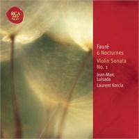 Faure - 6 Nocturnes Cd
