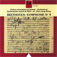 Beethoven - Symphonie No. 9 (Cd)