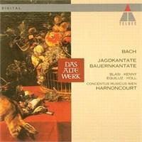 Bach - Jagdkantate - Bauernkantate Cd