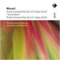 Mozart - Piano Concertos Nos. 26 & 25 Cd