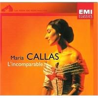 Maria Callas - L'incomparable Cd