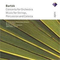 Bartok - Concerto For Orchestra, Sz 116 - Music For Strings, Percussion And Celesta Cd