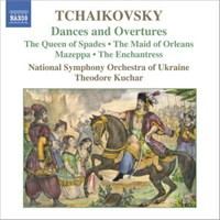 Tchaikovsky - Dances And Overtures Cd