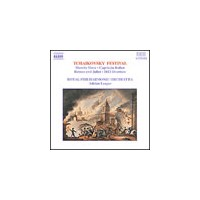 Tchaikovsky - 1812 Overture - Capriccio Italien - Marche Slave - Romeo And Juliet Cd