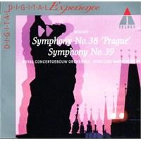 Mozart - Symphonies Nos.38&39 Cd