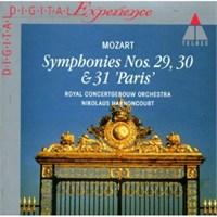 Mozart - Symphonies Nos.29,30&31 Cd