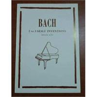 Bach 2 Ve 3 Sesli İnventions - Piyano İçin