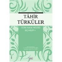 Tahir Türküler+Enstrümantal Cd Eşlikli