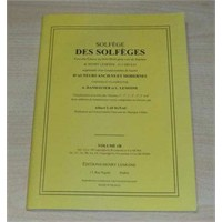 Lavignac Solfej Kitabı - Volume 1B