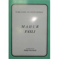 Türk Fasıl Musiki Dizisi Mahur Cgm-014