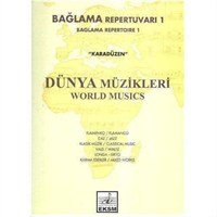 Bağlama Repertuvarı Dünya Müzikler G.Aydemir