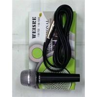 Mikrofon Weisre Wm1000 Kablolu