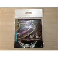 Uzun Sap Saz Teli Aurora Beyaz Bam Tel 020