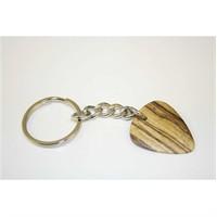 Timber Tone Keyring Zebrawood Ttkzb