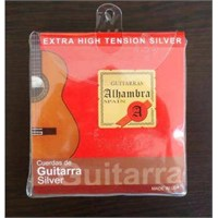 Alhambra Klasik Gitar Tel Extra High Tension