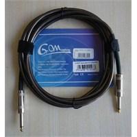 G.Master Gm25 (3M) Siyah Enstrüman Kablosu