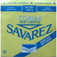 Savarez 500Cj Klasik Gitar Teli Cristal Coru
