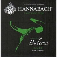 Hannabach 826 Lt Buleria Flamenko Gitar Teli