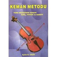 Keman Metodu Türk Müziğinde Keman İcra
