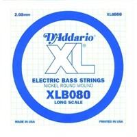Daddario Xlb080 Bas Gitar La Teli - 080