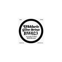 Daddario Akustik Gitar Sol (G) Tek Tel-Bw023
