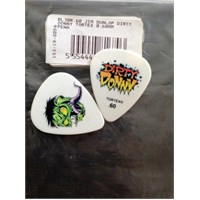 Jim Dunlop Tortex Gtr Warrior 60Mm Pena