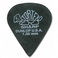 Jim Dunlop Tortex Sharp 1.35Mm Pena