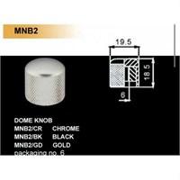 Dr. Parts Mnb2 Cr Dome Knob - Potans Düğmesi