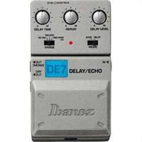 İmecemuzik Ibanez De 7 Delay-Echo Compact Pedal