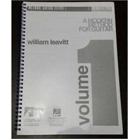 William Leavitt Modern Metod Gitar Volume 1