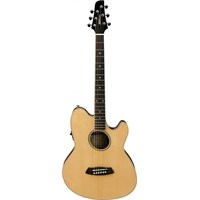 Ibanez Tcy10E-Nt Natural Elektro Akustik Gitar