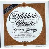 Daddario J29 Moderate Tension Klasik Gitar Teli