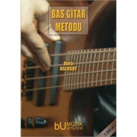 Bas Gitar Metodu Bora Uslusoy 3. Baskı