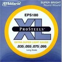 Daddario Eps180 Prosteels Bas Gitar Teli
