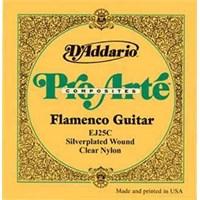 Daddario Ej25C Composite Flamenko Gitar Teli