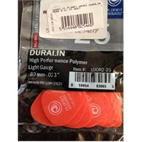 Planet Waves Duralin 1Dor2-25-25 Ad Turuncu