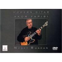Modern Gitar Akor Yapısı+Dvd - Neşet Ruacan