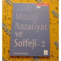 Türk Müziği Nazariyat Ve Solfeji 2 + Dvd