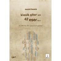 Klasik Gtar İçin 42 Eser-Vo.1 +Mp3